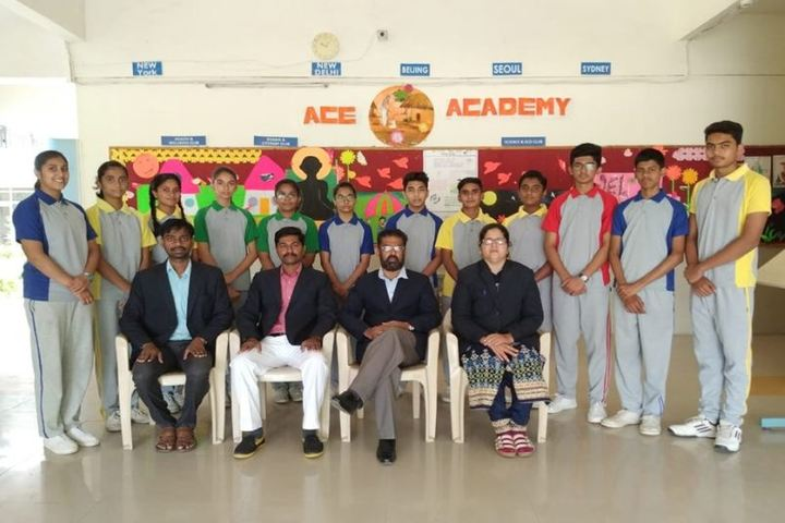 Ace Academy-Team
