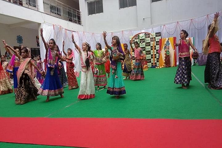 Achievers Heights International School-Dance