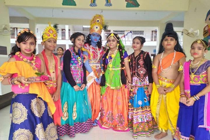 Achievers Heights International School-Festival Celebration
