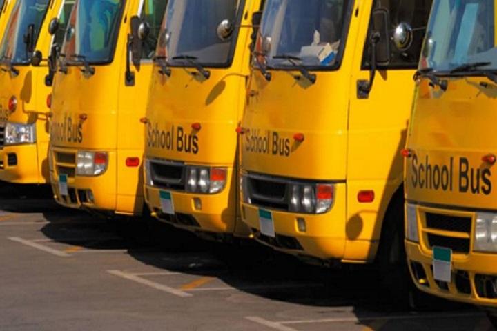 Achievers Heights International School-Transport