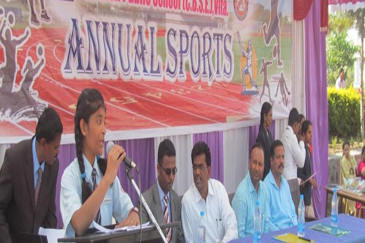 Adarsh Public School-Others annual sports