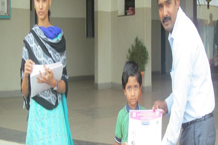 Adarsh Public School-Others prize