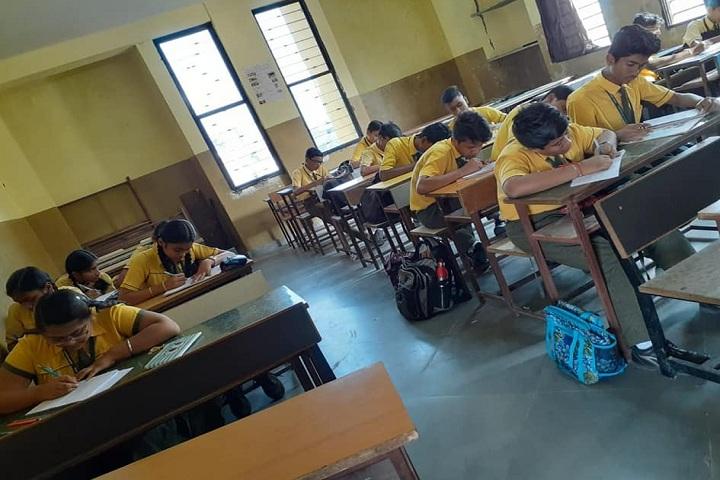 Adarsh Sanskar Vidyalaya-Classroom view