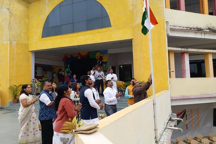 Adarsh Sanskar Vidyalaya-Events republic day