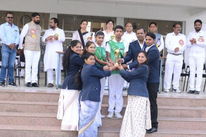 Adv Lalita Patil International School-Award