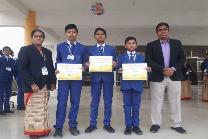 Adv Lalita Patil International School-Certification