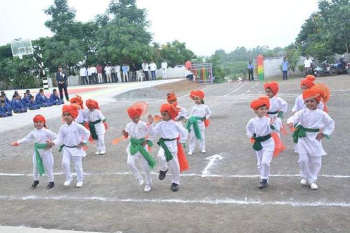Adv Lalita Patil International School-Kids