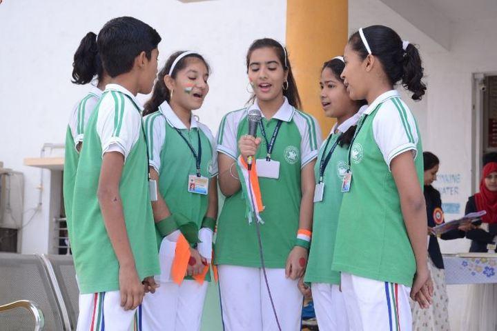 Adv Lalita Patil International School-Singing