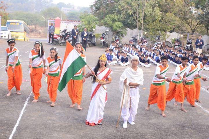 Adv Lalita Patil International School-Special Performance