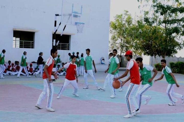 Adv Lalita Patil International School-Sports