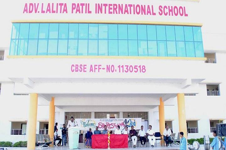 Adv Lalita Patil International School-Campus View