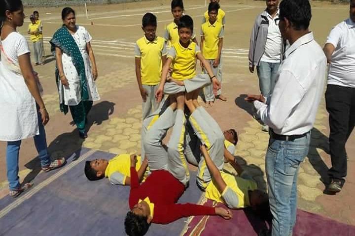 AGP Public School-Activitiy