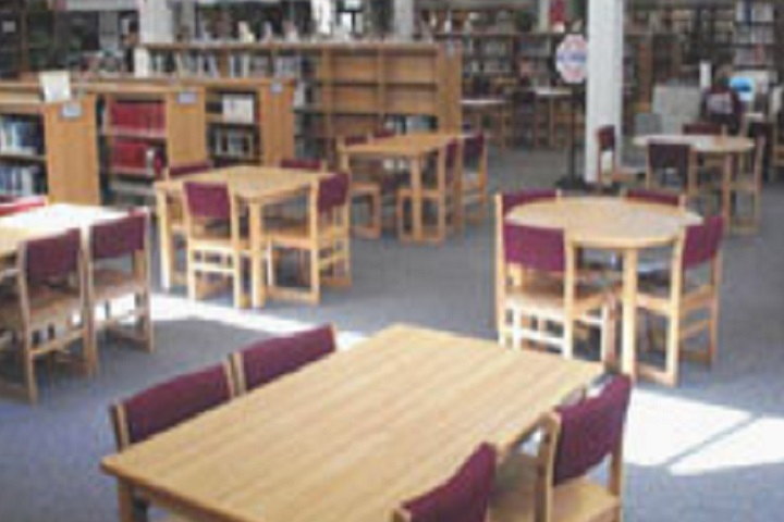 AGP Public School-Library