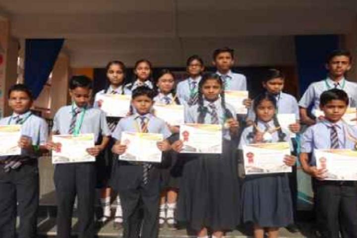 Agragami Convent School-Achievements