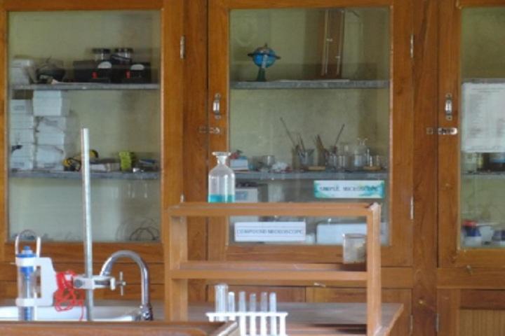 Agragami Convent School-Science Lab
