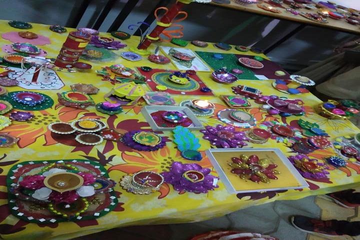 Agrasen Vidya Mandir-Diwali Celebration