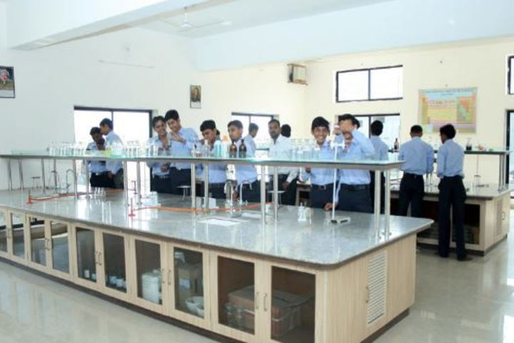 Ahinsa International School-Chemical Lab