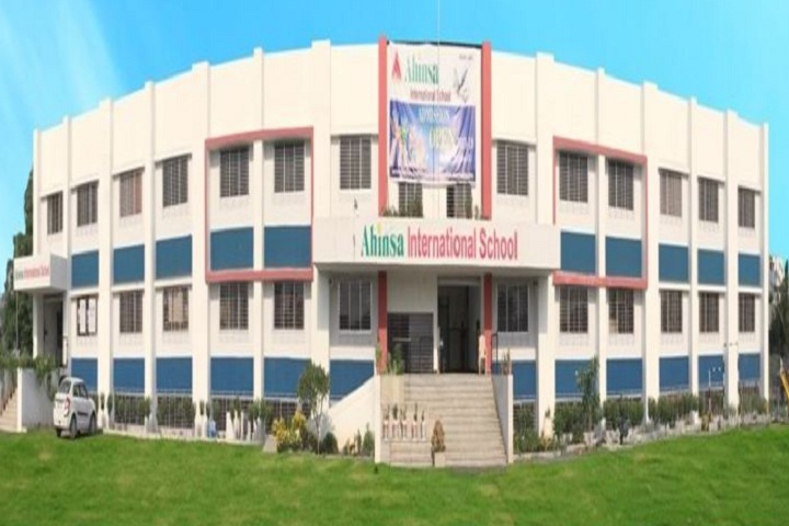 Ahinsa International School-Campus View