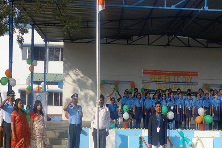 Air Force School-Independences Day