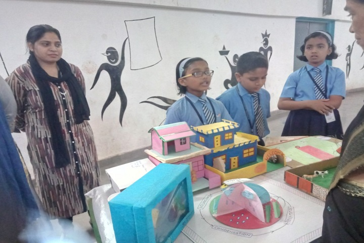 Air Force School-Science Exhibitions