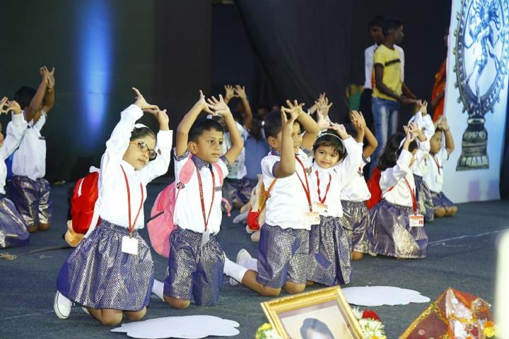 Airson English School-Events dance