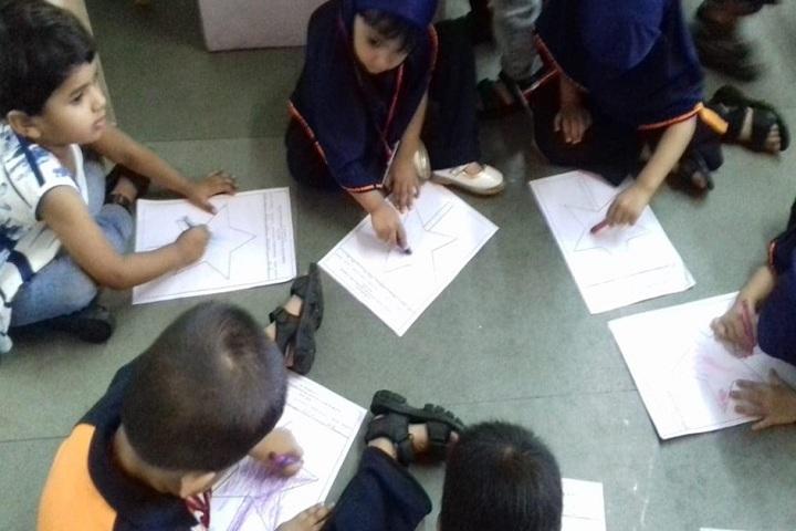 Al Barkaat Malik Muhammad Islam English School-Others drawing