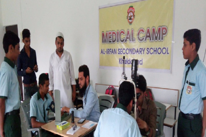Al Irfan School-Medical Camp