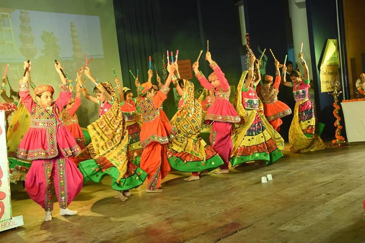 Alard Public School-Events dance