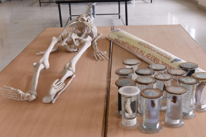 Alard Public School-Laboratory biology