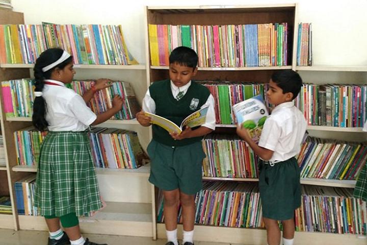 Alard Public School-Library