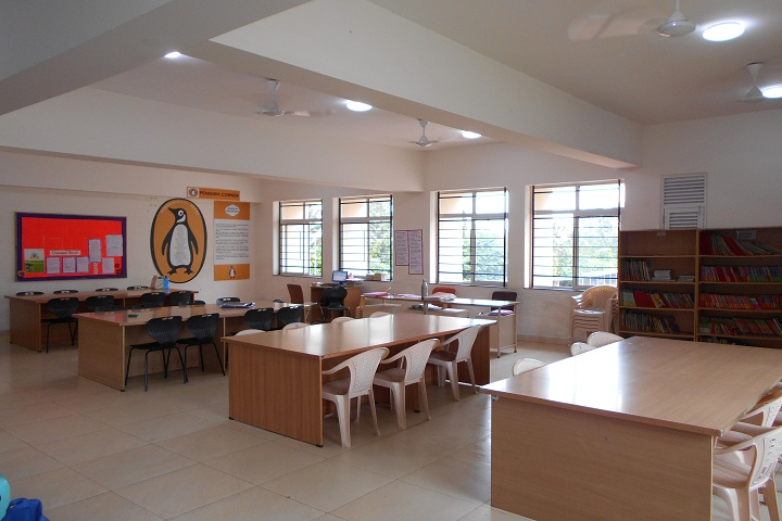 Amanora School-Library