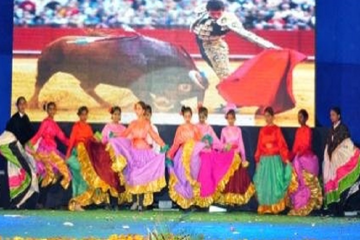 Ambuja Vidya Niketan-Events dance