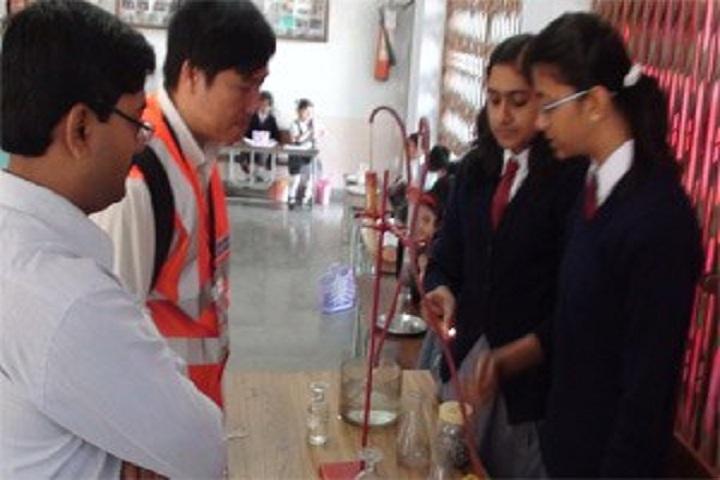 Ambuja Vidya Niketan-Laboratory