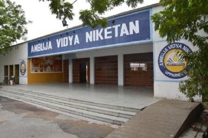 Ambuja Vidya Niketan-Campus-View