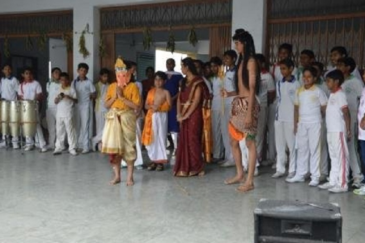 Ambuja Vidya Niketan-Events celebration