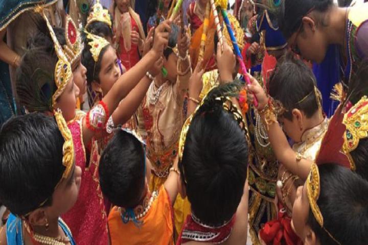 Amrishbhai R Patel School-Events celebration