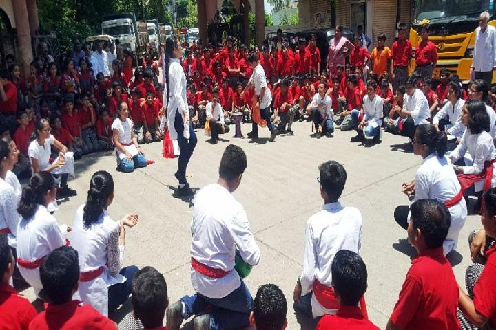 Amrishbhai R Patel School-Events