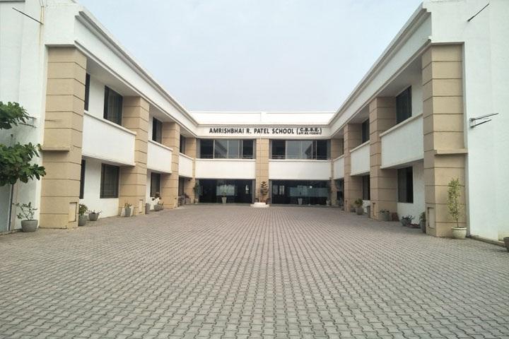 Amrishbhai R Patel School-Campus-View