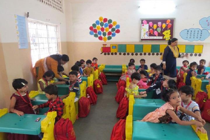 Amrita Vidyalayam-Classroom junior