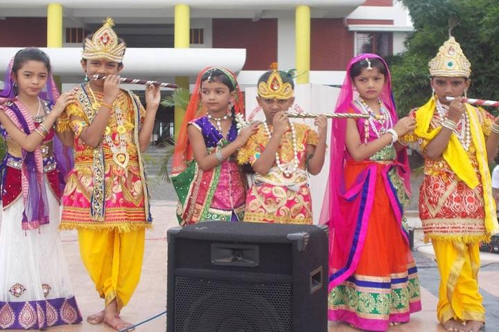 Amrutvahini International School-Events celebration