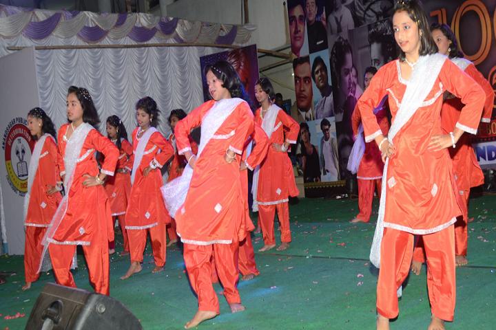 Anandsagar Public School-Events dance