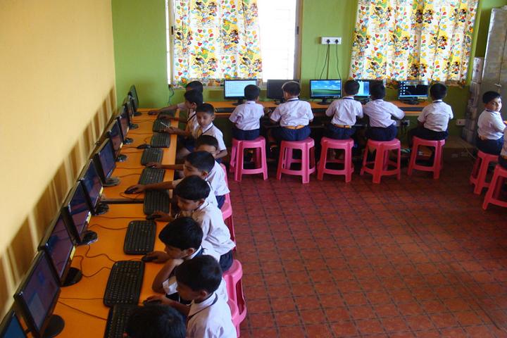 Anandsagar Public School-IT-Lab