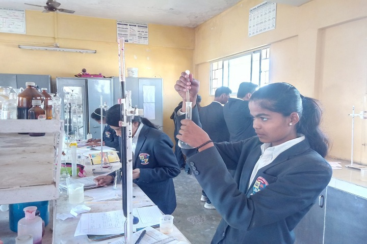 Angel High School-Laboratory