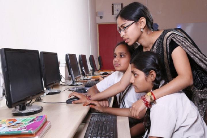 Anil Jindal World School-Computer Lab
