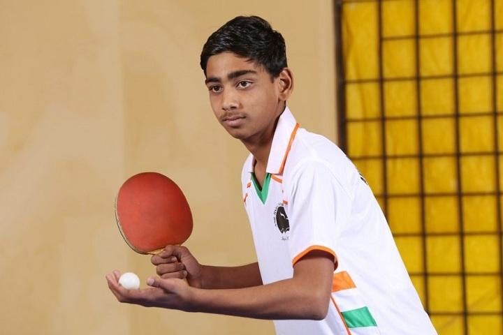 Anil Jindal World School-Indoor Game Table Tennis