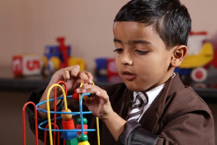 Anil Jindal World School-Maths Lab
