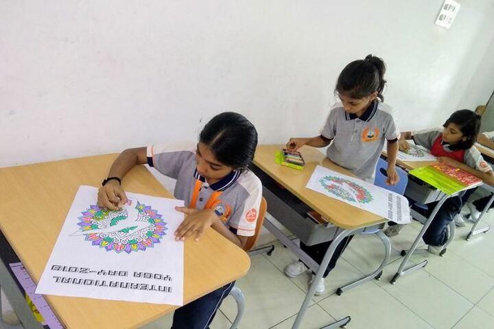 Anisha Global School-Drawing