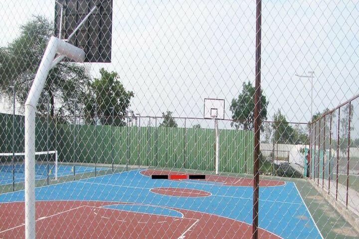 Anisha Global School-Play Court