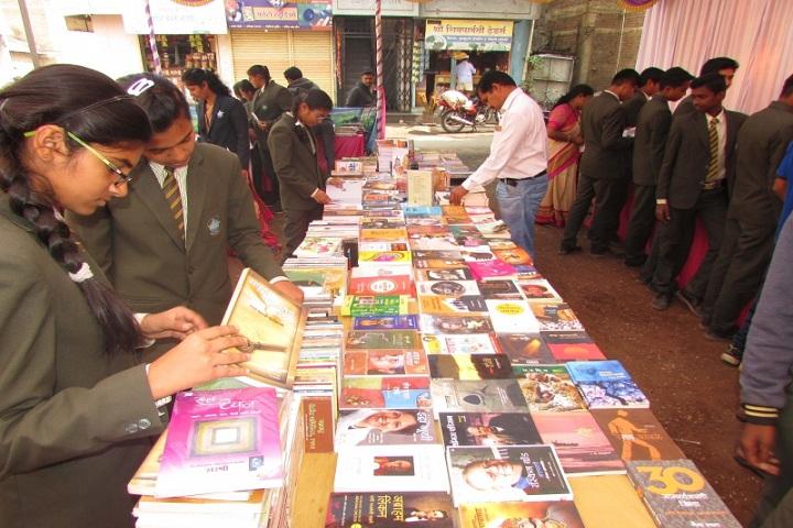 Annasaheb Balasaheb Chakote English School-Book Fair