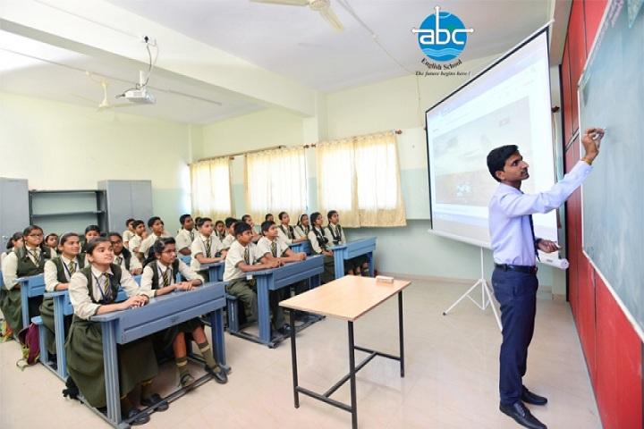Annasaheb Balasaheb Chakote English School-Digital Classroom